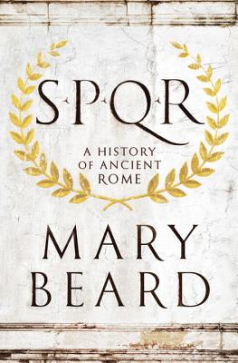 SPQR: A History of Ancient Rome Cover Image