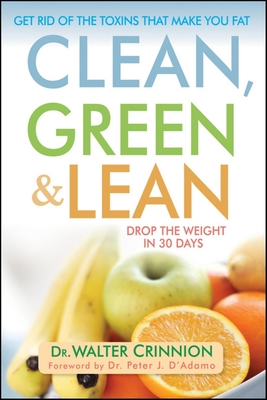 Cover for Clean, Green, and Lean