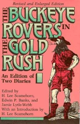 Cover for Buckeye Rovers In Gold Rush