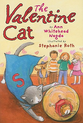 The Valentine Cat Cover