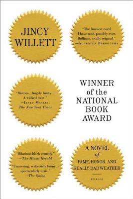 Winner of the National Book Award: A Novel of Fame, Honor, and Really Bad Weather Cover Image