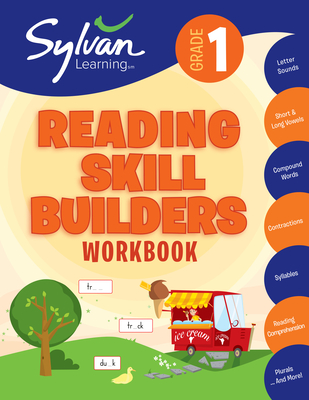 1st Grade Reading Skill Builders Cover