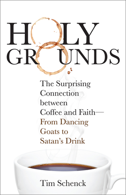 Cover for Holy Grounds