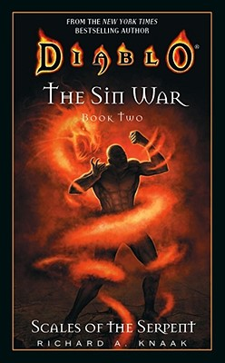Scales of the Serpent (Diablo: The Sin War, Book 2) cover image