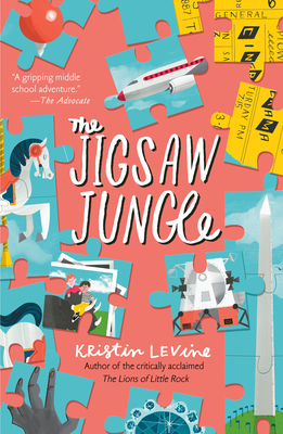 The Jigsaw Jungle Cover Image