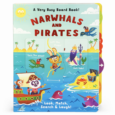 Narwhals & Pirates Cover Image