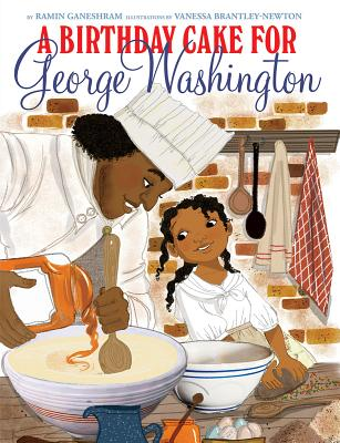 Cover for A Birthday Cake for George Washington