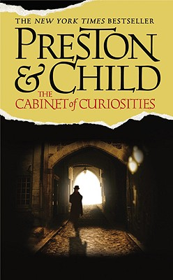 Cover for The Cabinet of Curiosities (Agent Pendergast Series #3)