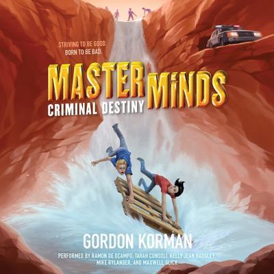 Masterminds: Criminal Destiny Cover Image