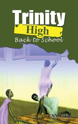 Trinity High. Back to School Cover Image