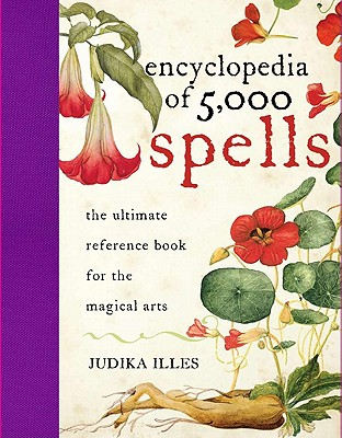 The Encyclopedia of 5000 Spells Cover