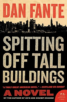Spitting Off Tall Buildings Cover
