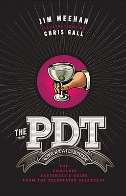 The Pdt Cocktail Book Cover