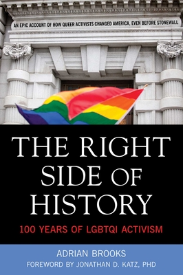 Right Side of History: 100 Years of LGBTQI Activism Cover Image