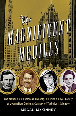 The Magnificent Medills Cover