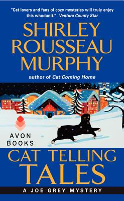 Cat Telling Tales Cover Image