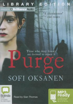 Purge Cover