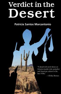 Cover for Verdict in the Desert