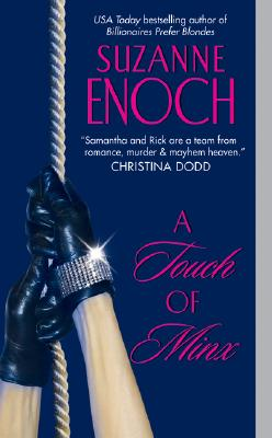 A Touch of Minx Cover Image