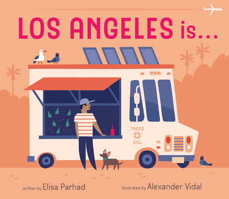 Los Angeles is . . . Cover Image