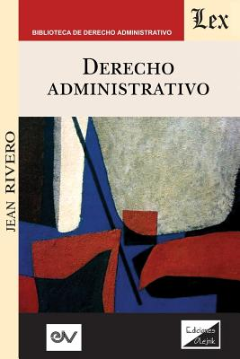 Derecho Administrativo Cover Image