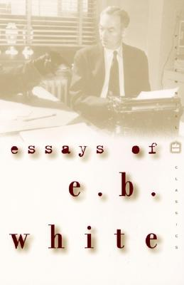 Essays of E. B. White Cover