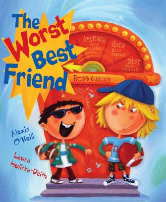 The Worst Best Friend Cover