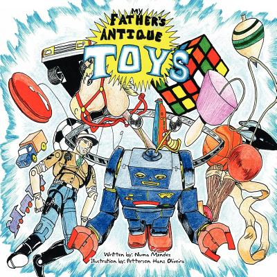 My Father's Antique Toys Cover Image