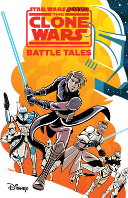 Star Wars Adventures: The Clone Wars - Battle Tales Cover Image