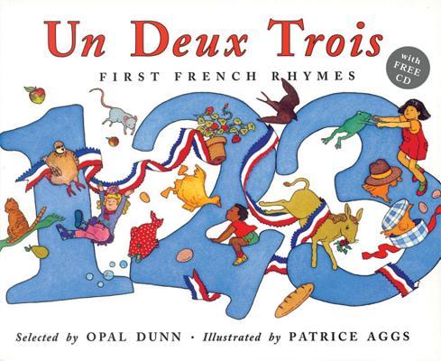 Un Deux Trois (Dual Language French/English) Cover Image
