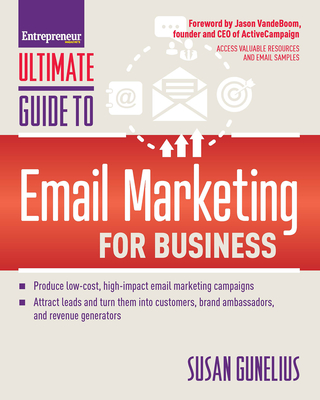 Ultimate Guide to Email Marketing for Business Cover Image