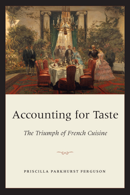 Cover for Accounting for Taste