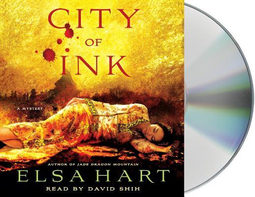 City of Ink: A Mystery (Li Du Novels #3) Cover Image