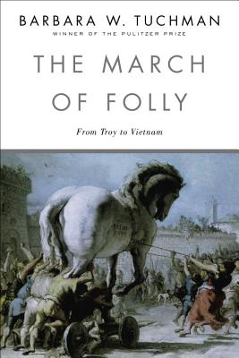 The March of Folly Cover