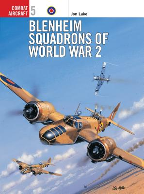 Blenheim Squadrons of World War 2 Cover Image
