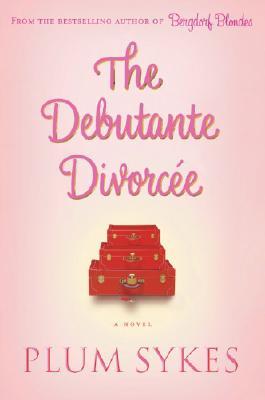 The Debutante Divorcee Cover