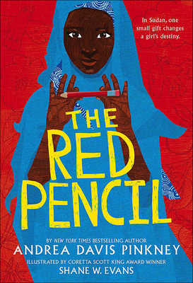 Red Pencil Cover Image