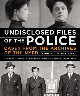 Cover for Undisclosed Files of the Police