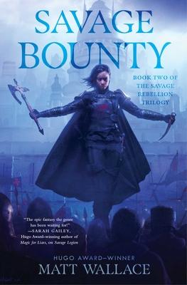 Savage Bounty (Savage Rebellion #2) Cover Image