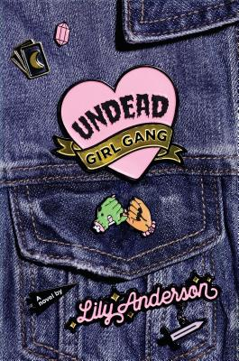 Undead Girl Gang Cover Image