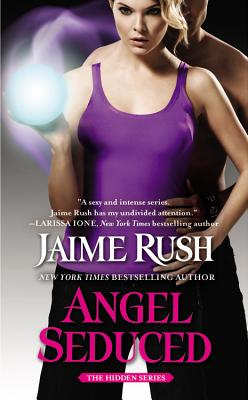 Cover for Angel Seduced