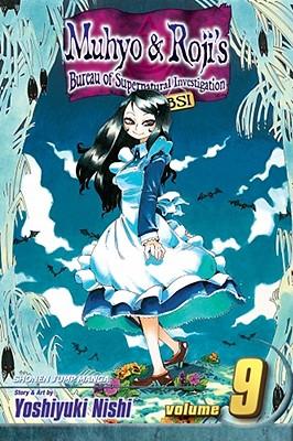 Cover for Muhyo & Roji's Bureau of Supernatural Investigation, Vol. 9, 9