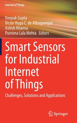 Smart Sensors for Industrial Internet of Things: Challenges, Solutions and Applications Cover Image