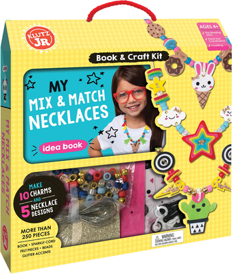 My Mix & Match Necklaces Cover Image