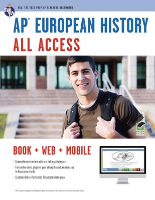AP European History All Access [With Web Access] Cover Image