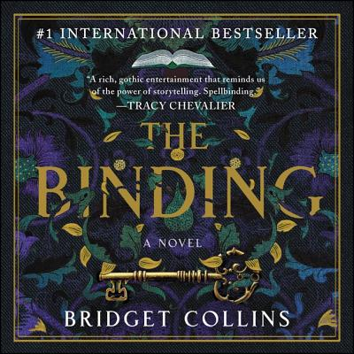 The Binding Lib/E Cover Image