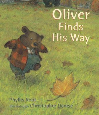 Oliver Finds His Way Cover