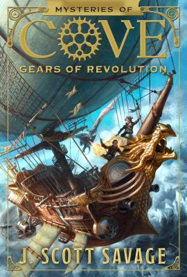 Cover for Gears of Revolution, 2 (Mysteries of Cove #2)