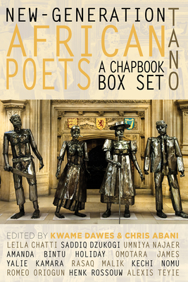 New-Generation African Poets: A Chapbook Box Set (Tano) (African Poetry Book Fund) Cover Image