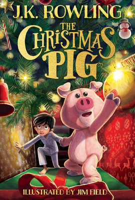 The Christmas Pig Cover Image